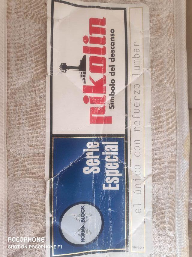 colchón PIKOLIN 180x90 (usado)