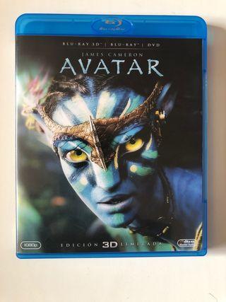 Avatar película BluRay