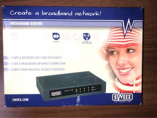 Router Sweex