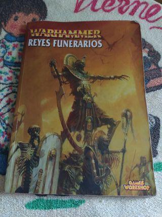 Warhammer Reyes Funerarios