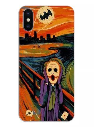 Carcasa iPhone 6/6S Dc cómics Joker