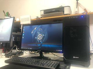 Ordenador gaming 6 núcleos 3.8ghz