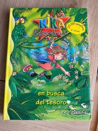 Libro Kika Superbruja