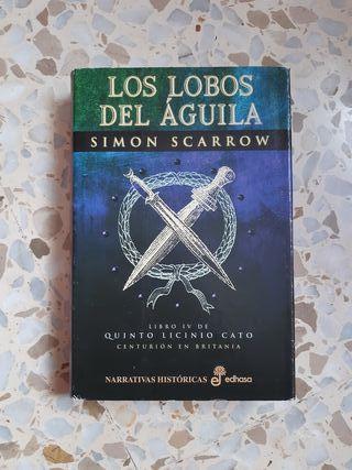 Libro : Los Lobos del Águila IV