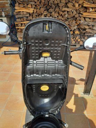Honda sh150 carburacion