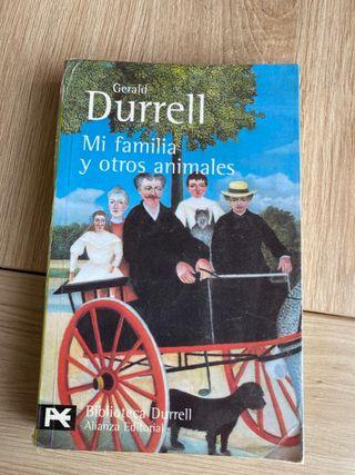 Libro Mi familia y otros animales