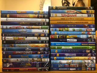 Dvd películas niños