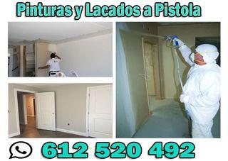 Lacados puertas armarios y pintamos en general