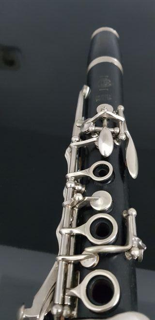 Clarinete Selmer Sib Depose Profesional