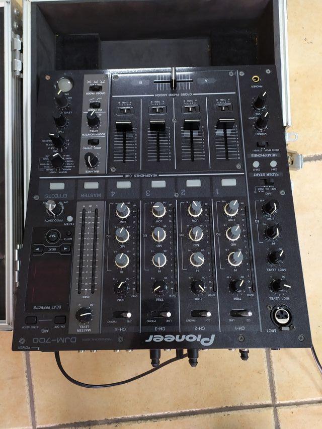 Pioneer Djm700 Black