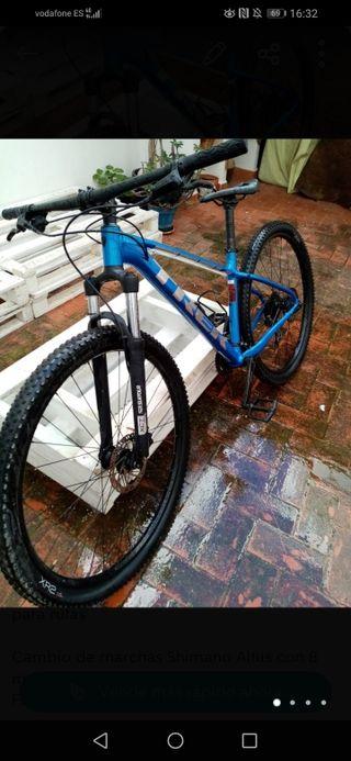 bicicleta trek marlin 6 talla M