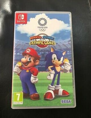Nintendo Switch Mario&Sonic Olympic games