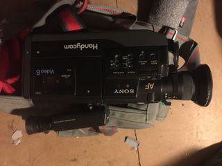 Video camara Sony 8mm