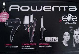 Kit completo elite model look de Rowenta.