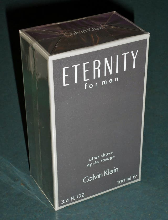 After shave ETERNITY, de Calvin Klein ¡A ESTRENAR!
