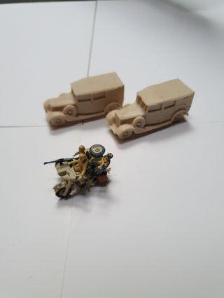 1:72 lote vehículos