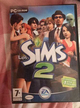 Juego para PC los sims 2