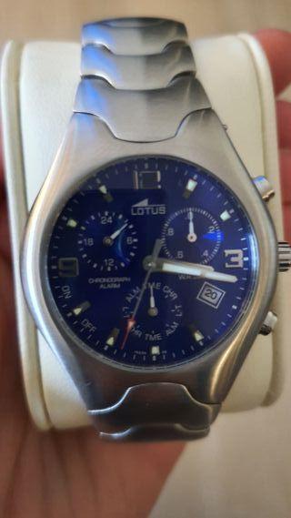 Reloj LOTUS 15239 original certificado