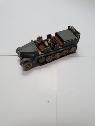 1:72 vehículo alemán Sd.kfz 10