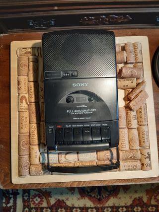Grabadora Sony TCM-939 años 1980