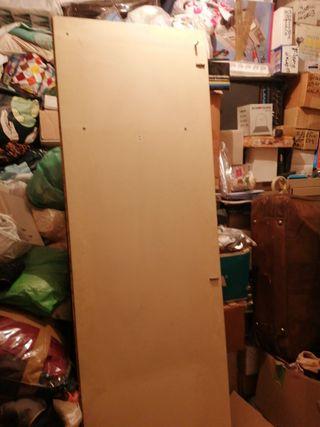 2 tabla puerta de armarios 180x57