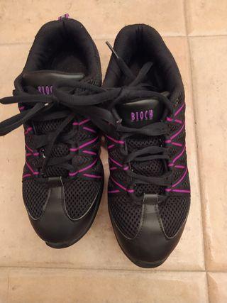 Zapatos baile Bloch número 38