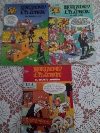 Comics de Mortadelo y Filemón