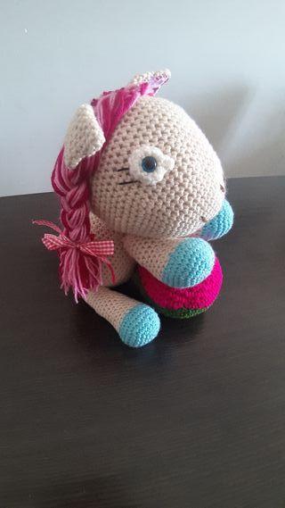 poni crochet