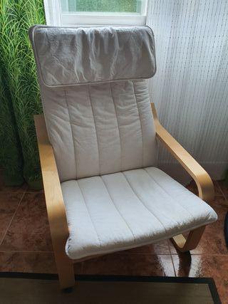 sillón silla mecedora
