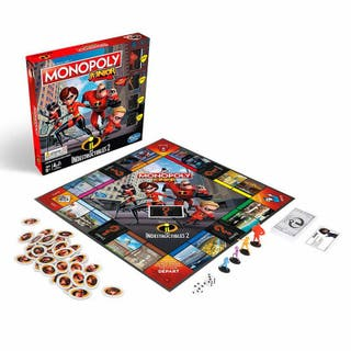 Monopoly de Los Increibles
