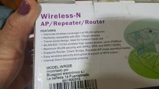 wireles router