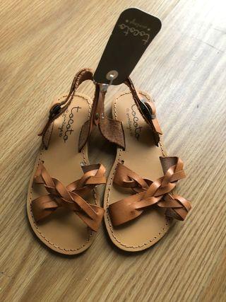 Sandalias tocoto vintage