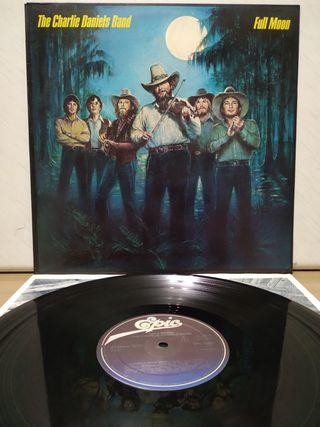 The Charlie Daniels Band - Full Moon 1980 ND