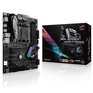 Placa Base Asus ROG Strix B350-F Gaming - AM4
