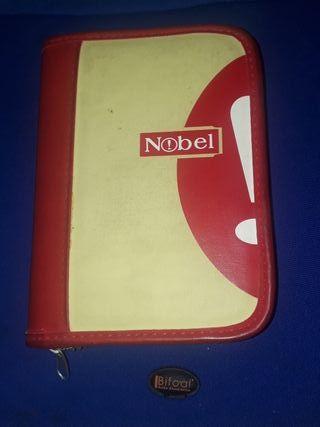 Agenda marca Nobel