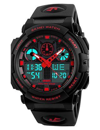 reloj de pulsera hombre acuatico acolchado cuarzo