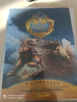album completo fantasy riders.