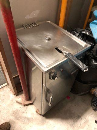 Freidora industrial fagor