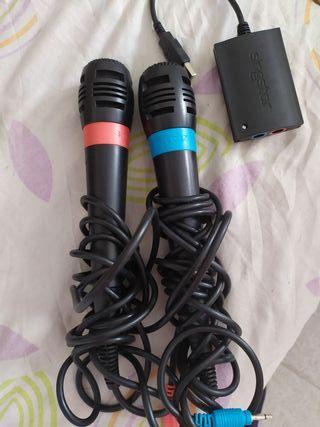 microfonos ps3