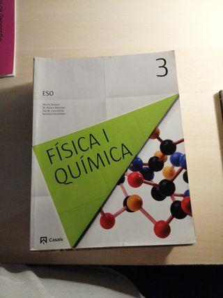 libro de física y química de 3reso
