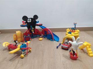 Pack de juguetes Mickey Mouse