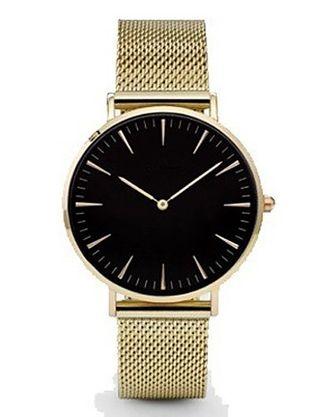 reloj para hombre o mujer acero y cuarzo inox