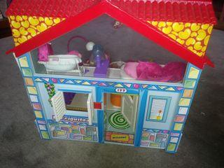 Casa maletín Barriguitas