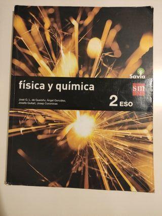 Libro Física y Química 2° ESO
