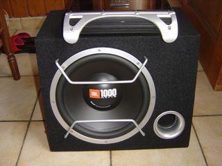 Subwoofer JBL 1000 W 250 rms