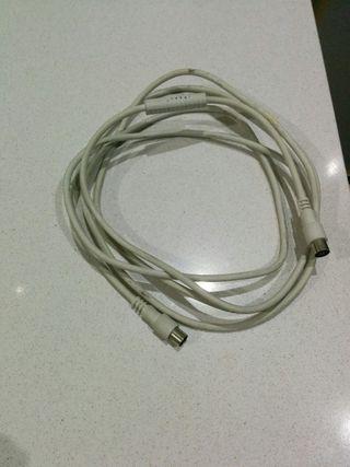 Cable coaxial de antena de televisión con flitros