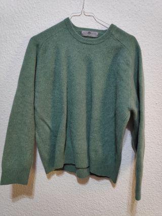 Jersey vintage verde