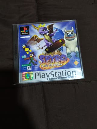 Spyro Year of the Dragon PS1/PSX