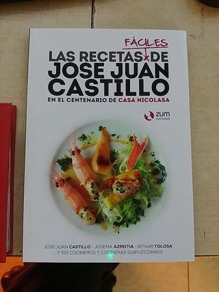 Las recetas fáciles de José Juan Castillo