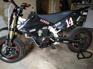 Monsterpro 160cc